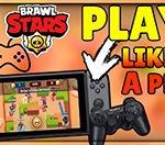 Как играть в Brawl Stars на джойстике или геймпаде?