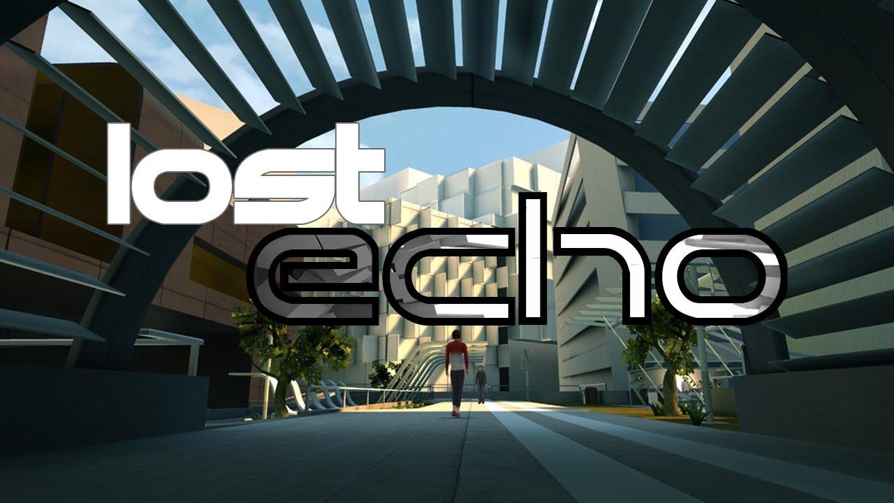 Lost Echo logo
